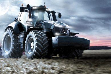 9340 TTV Warrior Netsos Tractor Edessa