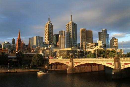 Découvrir Melbourne