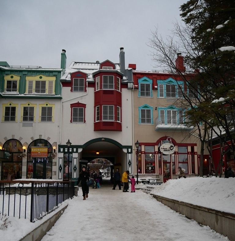 Mont-Tremblant station ski