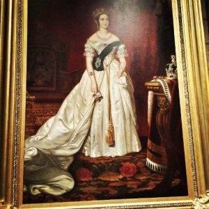 Portrait Reine Victoria, Parlement du Canada