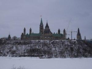 Parlement du Canada, Ottawa