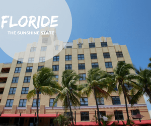 La Floride, the sunshine state