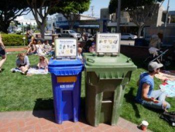 Santa Monica - Marché fernier ZeroDechet