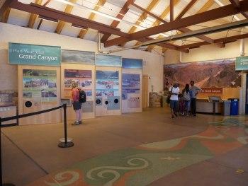 Centre des visiteurs