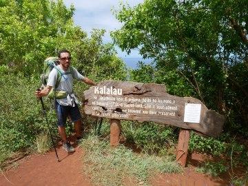 Proche de Kalalau Beach