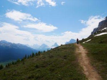 Bow summit trail