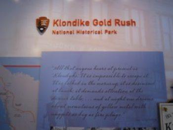 Klondike Gold Rush parc national