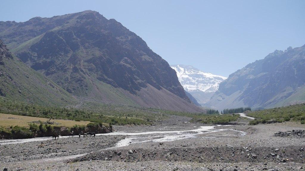 Cajon de Maipo