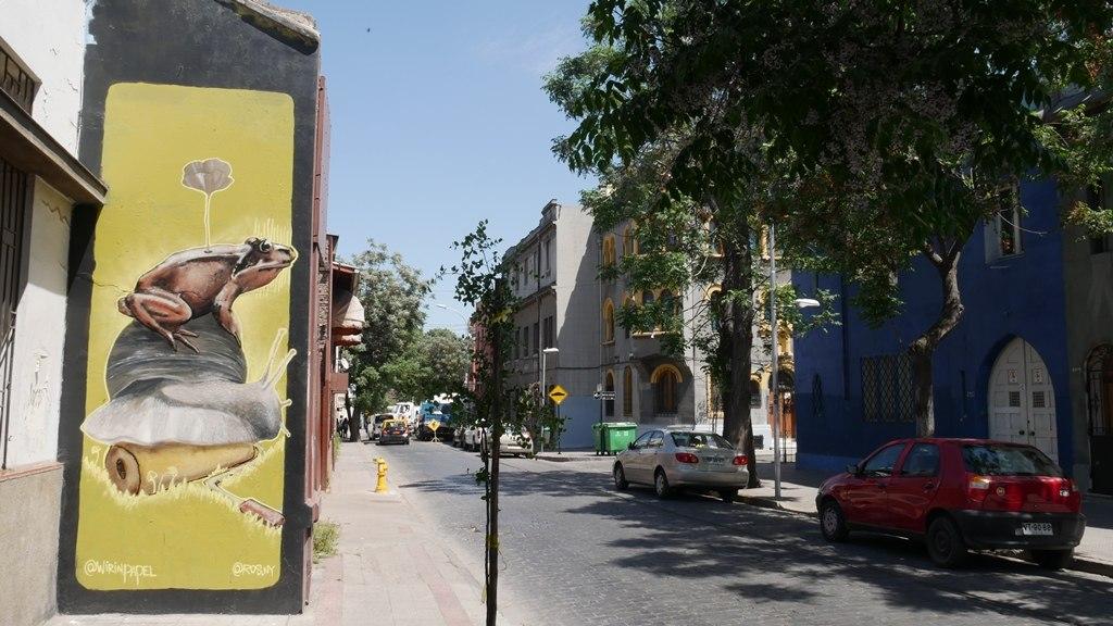Murale Yungai