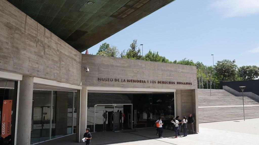 Museo de la memoria y de los derechos humanos Santiago