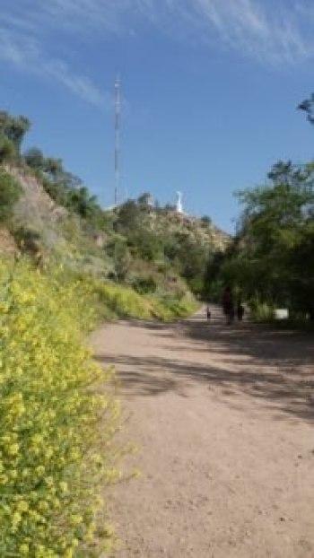 Randonnée Cerro San Cristobal (1)