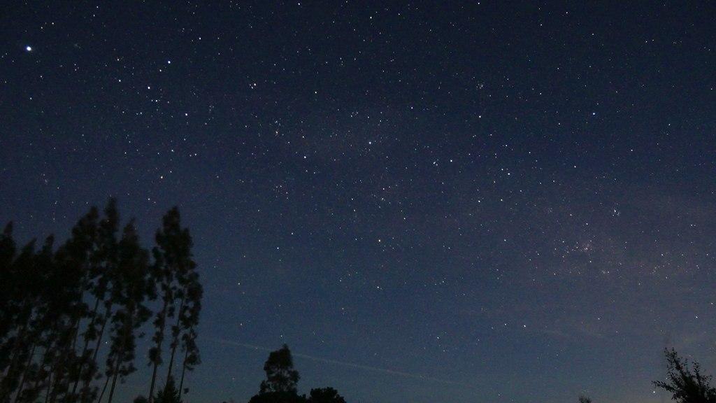 Ciel étoilé Trumao
