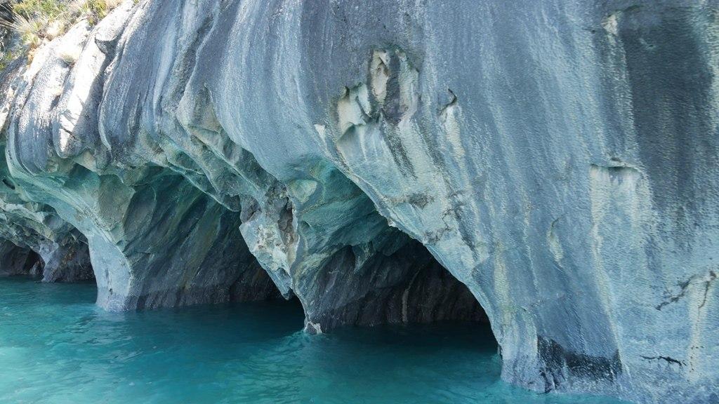 Caverne de marbre extérieur