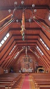 Église - intérieur