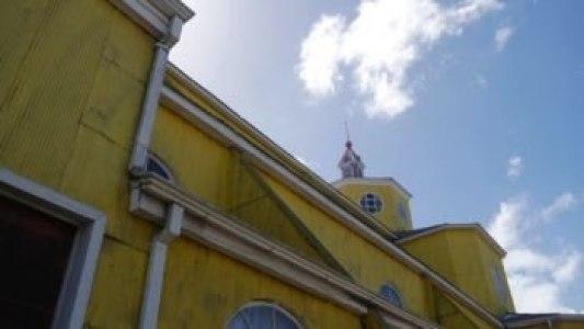 Église de Castro sur Chiloe