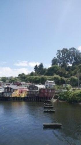 Palafitos à Castro sur Chiloe