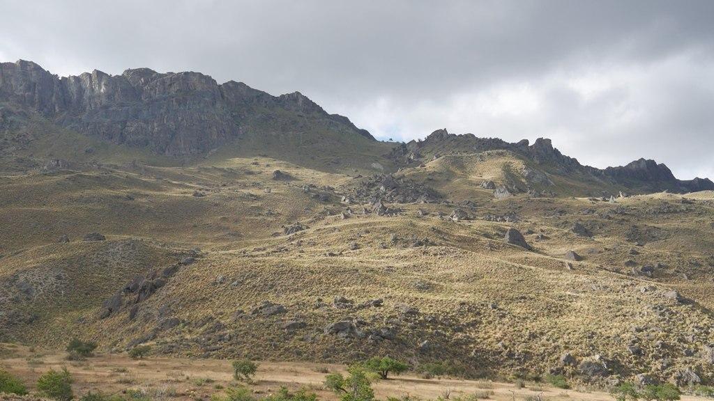 Parc Patagonia Lagunas Altas sur la Carretera Austral