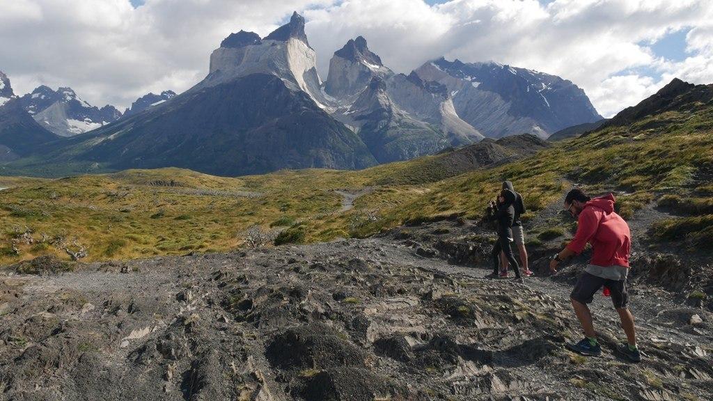 Sous le vent à Torres del Paine