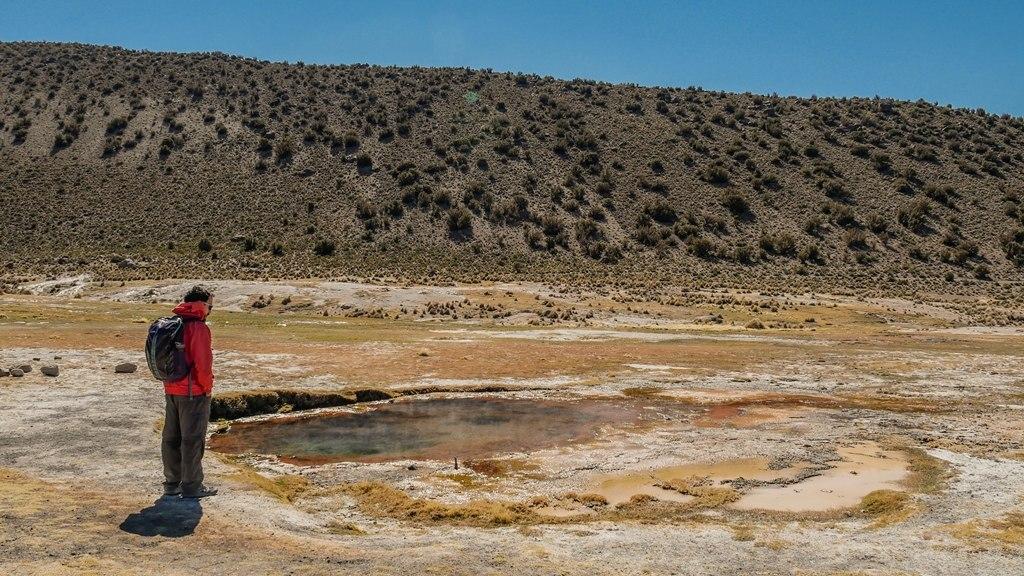 Patagonia Black Hole Backpack 25L : Sur l'altiplano bolivien