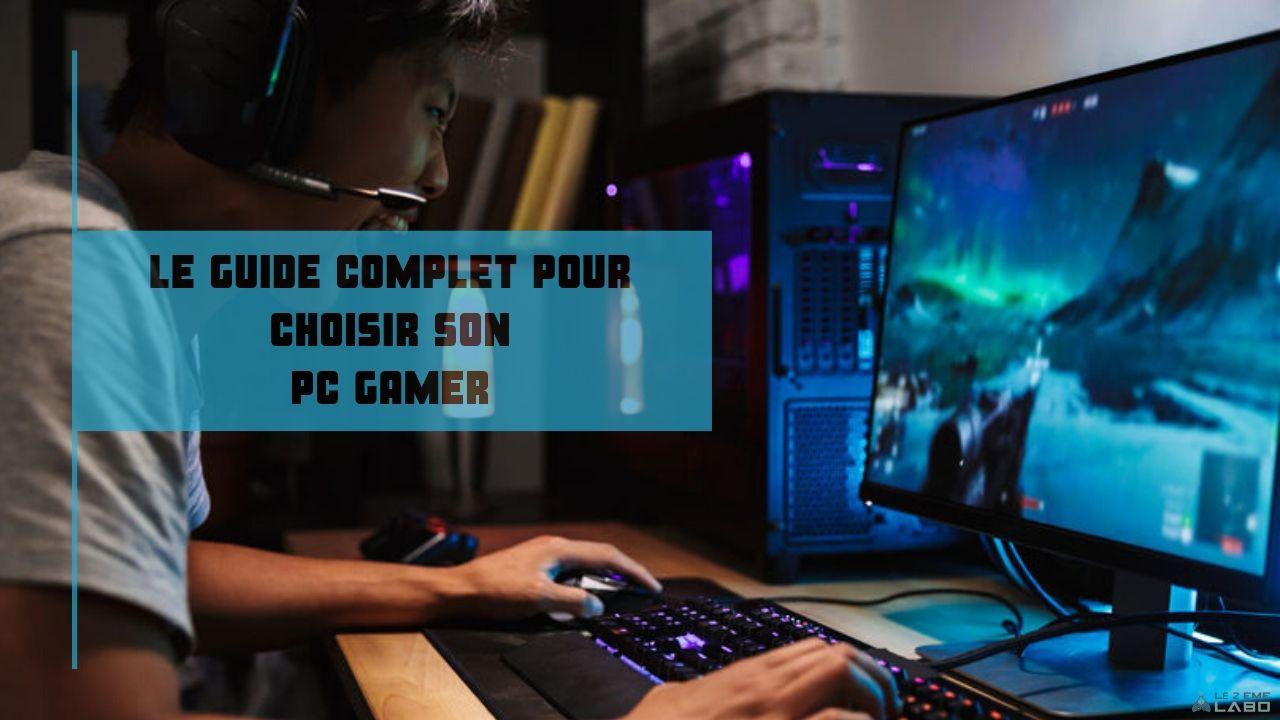 meilleur pc gamer comparatif et avis
