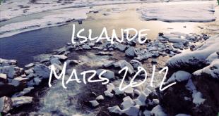 Deux parisiens en Islande – Mars 2012