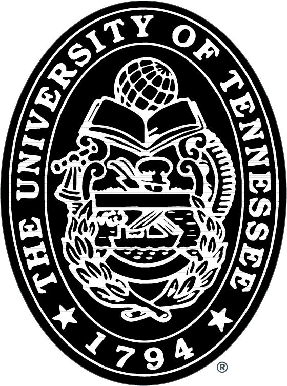 Black UT System Seal