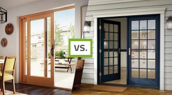 sliding doors with built in blinds review