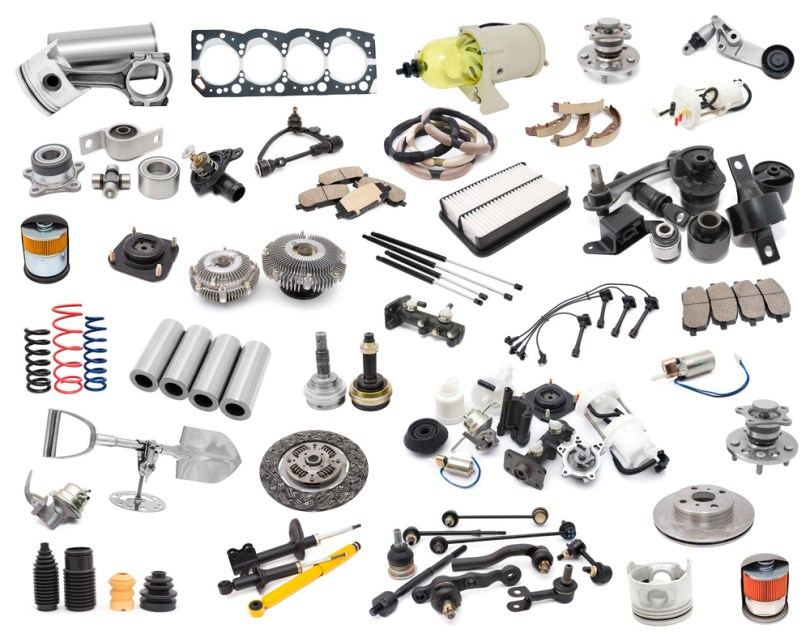 car parts dealership