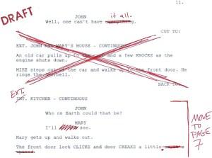 Film-Script-Writing