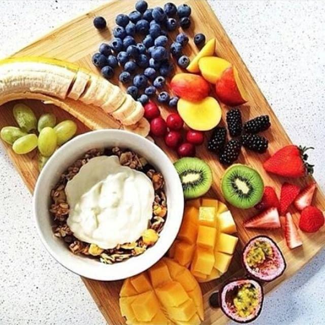 Une alimentation saine pour un esprit sain dans un corps sain