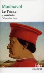 Livres de philosophie, spiritualité, genre humain, société : Le Prince de Machiavel, sélectionné par Dev-Perso, le site informel dédié au développement personnel