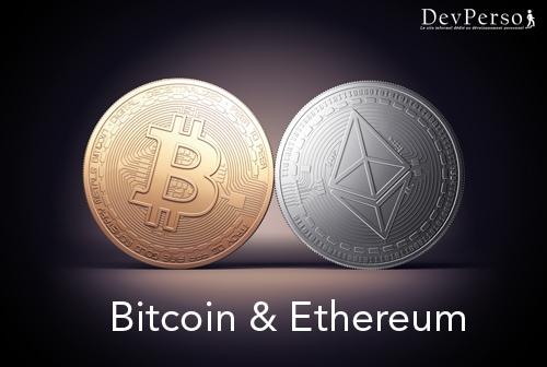 Comprendre la blockchain : les cryptomonnaies Bitcoin et Ethereum