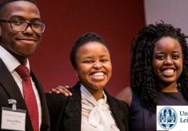 Netherlands Leiden University Excellence Scholarship (LExS), 2019