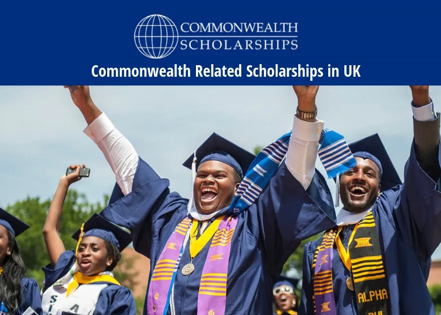 Commonwealth Research Scholarships in UK (for low and middle income countries)