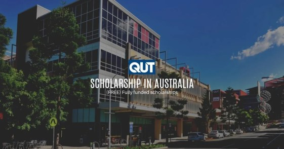 QUT Accountancy Accelerate International Scholarship in Australia, 2019