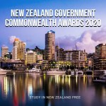New Zealand Government Fully-funded Commonwealth Awards for Tanzanian Students, 2020
