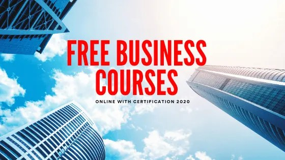 100 Best Free Online Business Courses