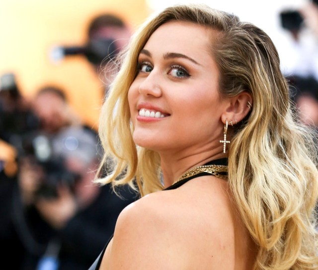Miley Cyrus Is Slated To Perform At A Number Of Music Festivals This Summer Including Glastonbury And The 50th Anniversary Of Woodstock