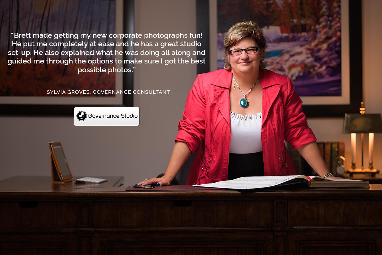Sylvia Groves governance