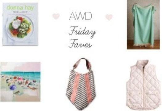 AWD Friday Faves Jan 23