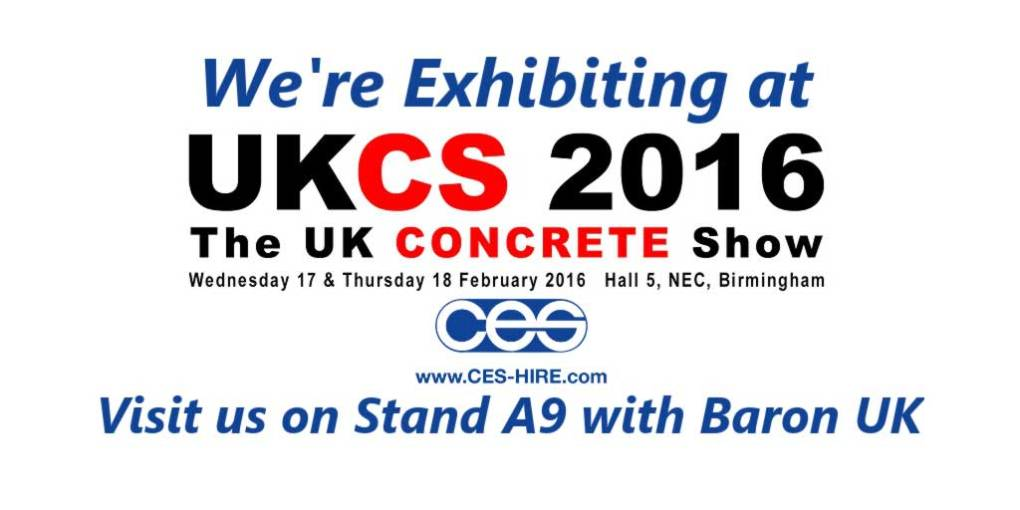 Were Exhibiting at UK Concrete Show1