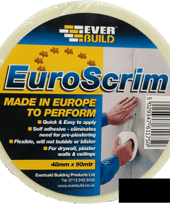 Everbuild Euro Scrim Tape 48mm x 90m