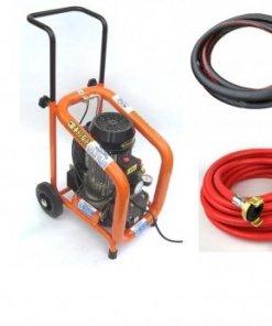 CES Euromair Europro 8P Thin Coat Render Spray Machine Kit