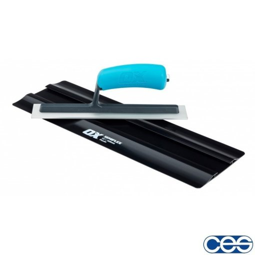 OX Pro Semi Flex Plastic Plastering Trowel