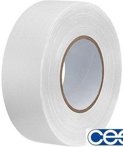 White RenderPro (Render Pro) UV Tape 50mm x 55m (7 Day)