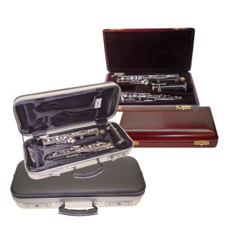 Instrument Cases for Oboe and English horn