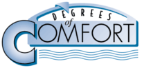 Degrees of Comfort Logo