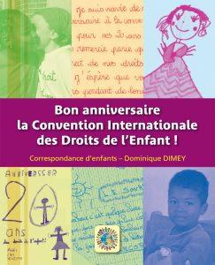 Bon anniversaire la Convention des Droits de l'Enfant !