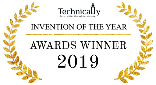 technically invention of the year 2019 awards to Equal Reality Virtual Reality Diversity Inclusion Training Equity Equality Empathy Immersive Learning