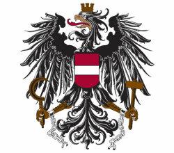 Heraldic Eagle, Armories Vector